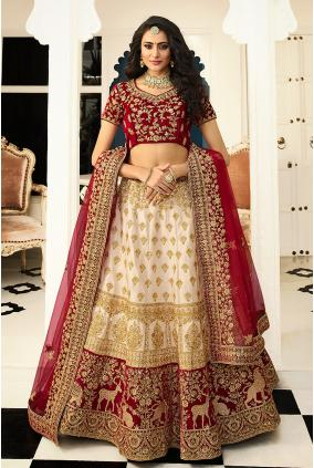 Traditional Lehenga