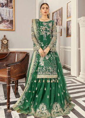 Anastasia Embroidered Pakistani Lehenga