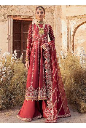 Floraison Embroidered Pakistani Anarkali
