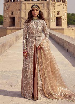 Mastani Heavy Embroidered Pakistani Pant Suit