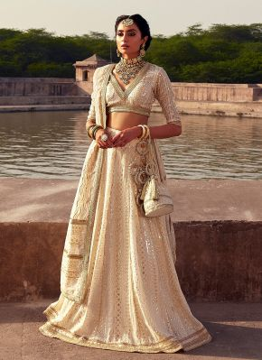 Shah Jehan Heavy Embroidered Pakistani Lehenga Suit