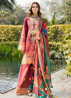 Jashan Embroidered Pakistani Salwar Kameez