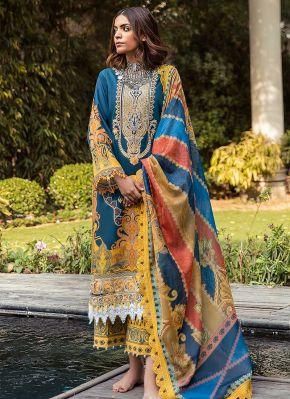 Jashan 2 Embroidered Pakistani Salwar Kameez