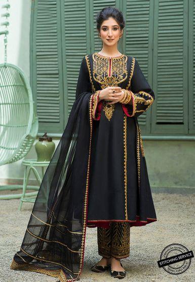 Jashn Festive Collection Embroidered Pakistani Anarkali