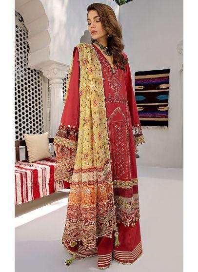 Sanya Embroidered Pakistani Salwar Kameez
