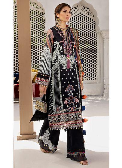 Soha Embroidered Pakistani Salwar Kameez