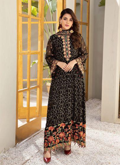 Layala Embroidered Pakistani Salwar Kameez