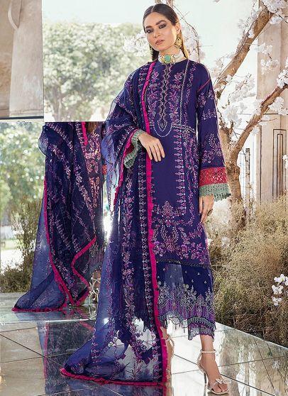 Cyra Embroidered Pakistani Salwar Kameez