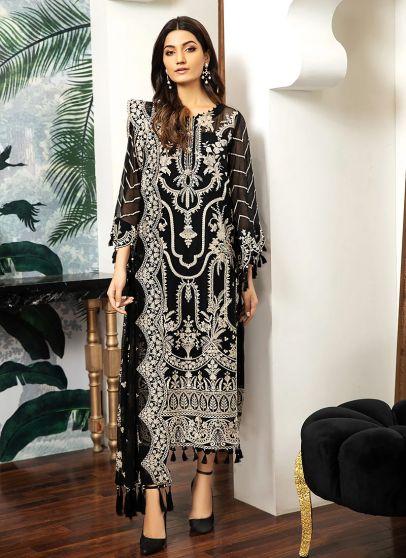 Clara Embroidered Pakistani Salwar Kameez