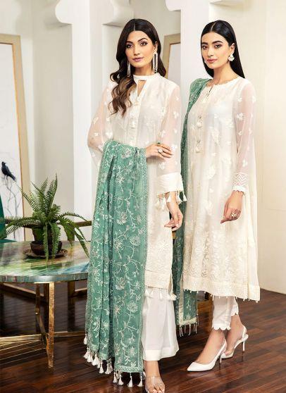 Lilas Embroidered Pakistani Salwar Kameez