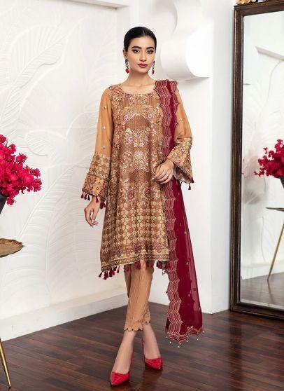 Topacia Embroidered Pakistani Salwar Kameez