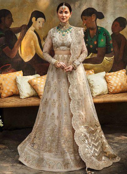 Wedding Formal Collection Embroidered Pakistani Lehenga