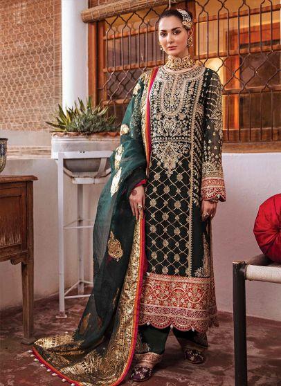 Wedding Formal Collection Embroidered Pakistani Salwar Kameez