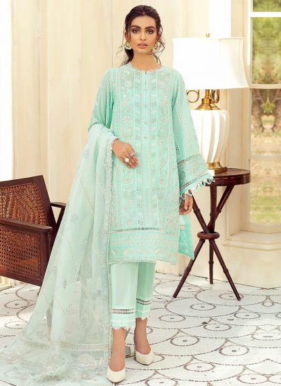 Tanaz Embroidered Pakistani Salwar Kameez