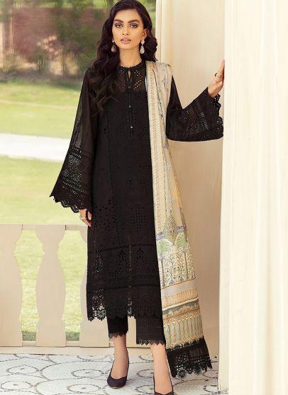 Nury Embroidered Pakistani Salwar Kameez