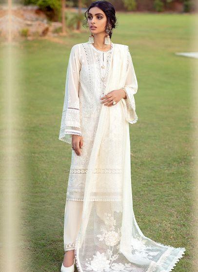 Leya Embroidered Pakistani Salwar Kameez