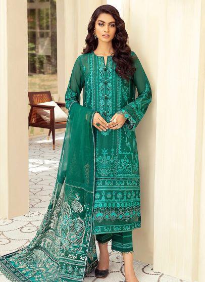 Hanna Embroidered Pakistani Salwar Kameez