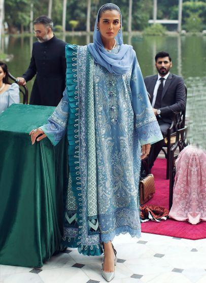 Beyza Embroidered Pakistani Salwar Kameez