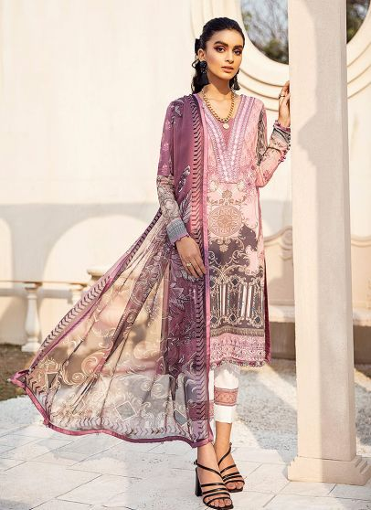 Shehrbano Embroidered Pakistani Salwar Kameez