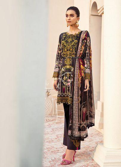 Ishtar Embroidered Pakistani Salwar Kameez