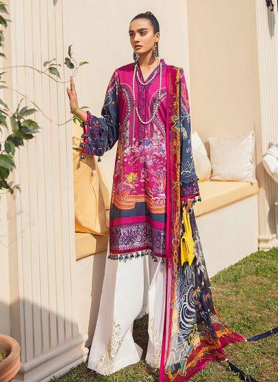 Aaliyah Embroidered Pakistani Salwar Kameez
