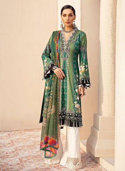 Amani Embroidered Pakistani Salwar Kameez