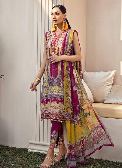 Naurang Embroidered Pakistani Salwar Kameez