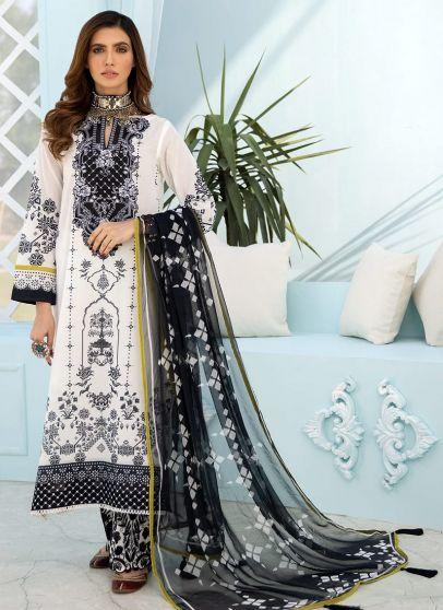 Asil Embroidered Pakistani Salwar Kameez