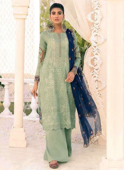 Sulh Embroidered Pakistani Salwar Kameez