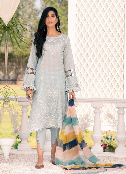 Boya Embroidered Pakistani Salwar Kameez