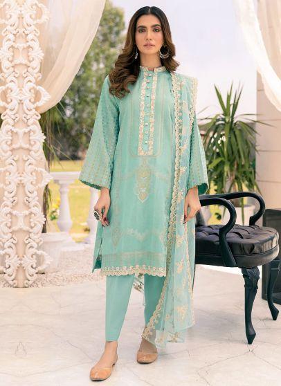 Seker Embroidered Pakistani Salwar Kameez