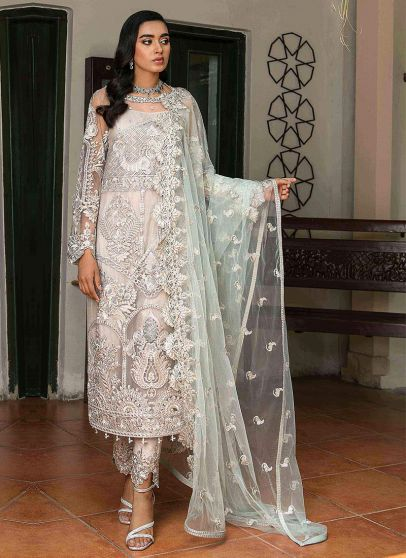 Aayna Embroidered Pakistani Salwar Kameez