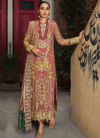 Mumtaz Embroidered Pakistani Salwar Kameez