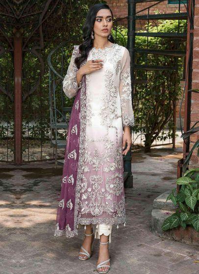 Ambreen Embroidered Pakistani Salwar Kameez