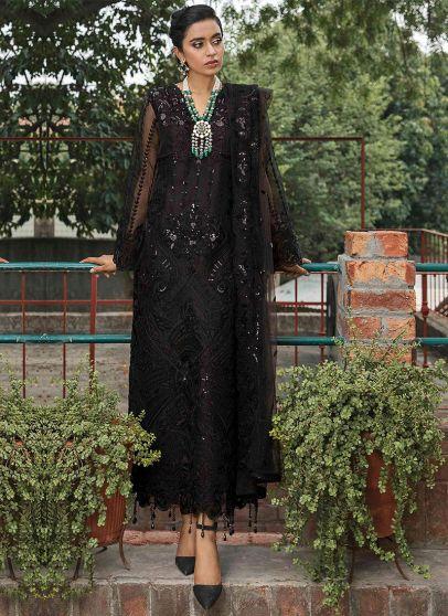 Preet Embroidered Pakistani Salwar Kameez
