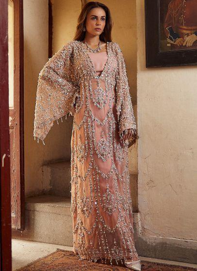 Mirha Embroidered Pakistani Salwar Kameez