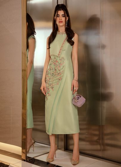 Amour Embroidered Pakistani Dress