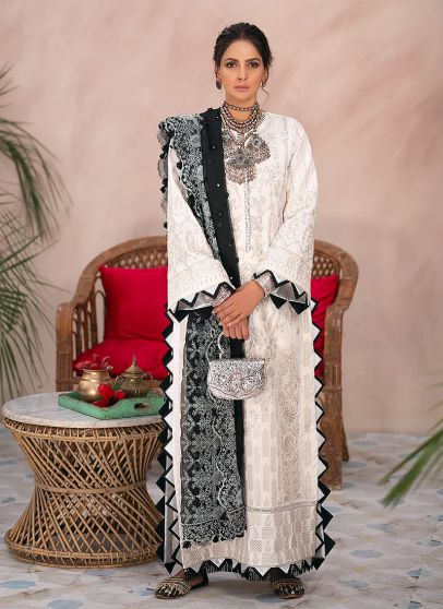 Amber Embroidered Pakistani Salwar Kameez