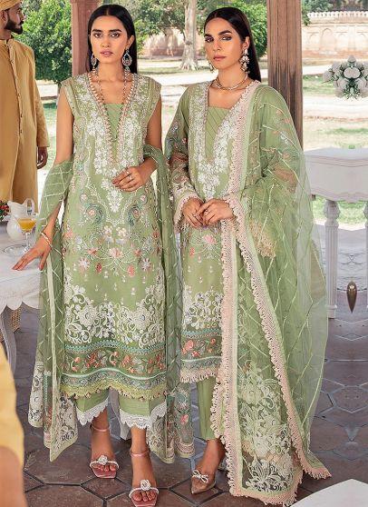 Andaaz Collection Embroidered Pakistani Salwar Kameez