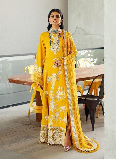 Festive Collection Embroidered Pakistani Salwar Kameez