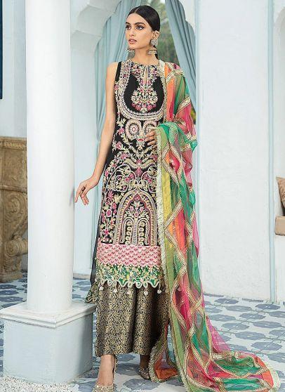 Jolly Grand Embroidered Pakistani Palazzo Suit
