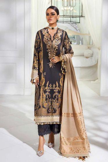 Kurnool 21' Collection Embroidered Pakistani Salwar Kameez