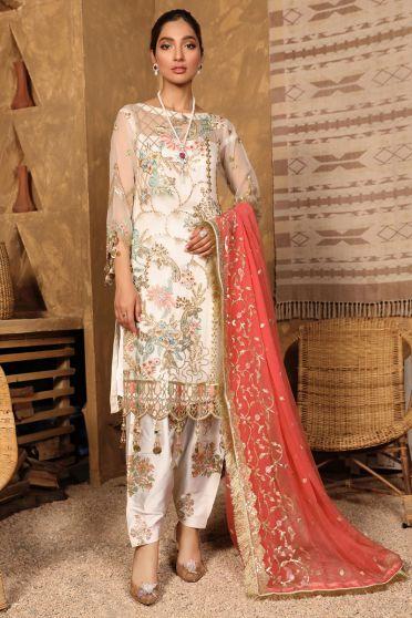 Bridal Collection Embroidered Pakistani Salwar Kameez