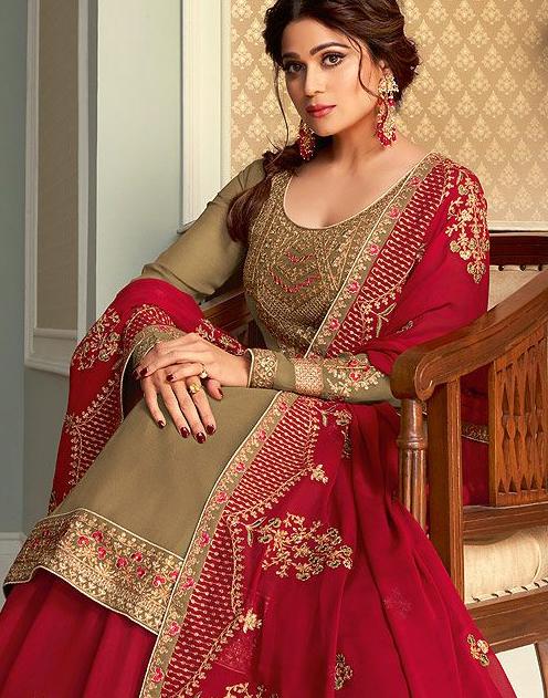 Buy New Indian Designer Dresses Cheap Online