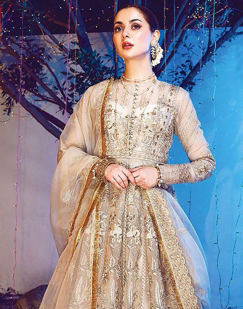 Buy Classic Indian Dresses Asian Designer Wear Online